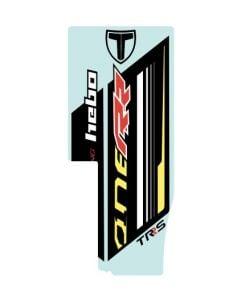 TRS Fork Leg Sticker Left - 2020 RR