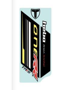 TRS Fork Leg Sticker Right - 2020 RR