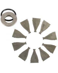 XiU-rdi - Clutch bearing plate & Clutch Release Arm Set - GasGas TXT Pro