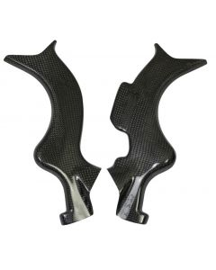 2M Carbon Parts - Frame Guards - Beta 2009 Onwards