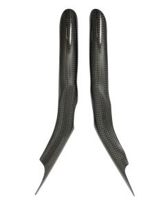 2M Carbon Parts - Frame Guards - Sherco 2010 Onwards