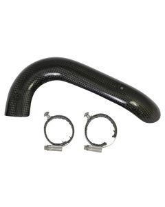 2M Carbon Parts - GasGas Pro Front Pipe Guard