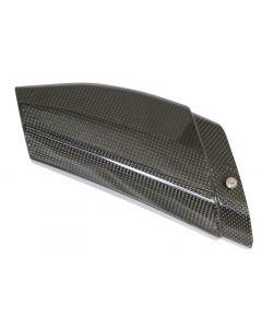 2M Carbon Parts - TRS Silencer End Piece
