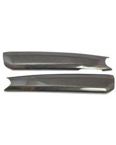 2M Carbon Parts - TRS Swingarm Guards
