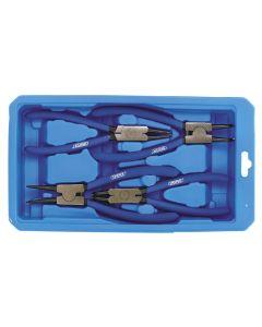 Draper 4 Piece Internal And External Circlip Pliers Set - 38999 (49/4)