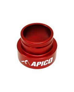 Apico - Keihin PWK28 Carb Conversion Adaptor - GasGas Pro-Red  (Clearance 50% Off)