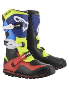Black / Red / Blue / Fluo Yellow