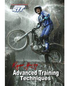 Ryan Young Advanced Training Techniques - Front Cover
