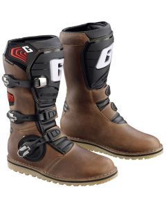 Gaerne Balance Oiled Trials Boots - Waterproof