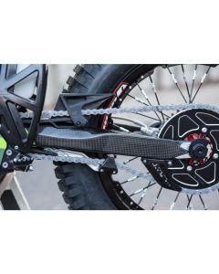 2M Carbon Parts - Vertigo Swingarm Guards