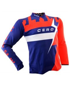 Clice Cero Trials Jersey - Slim Spandex (Clearance 30% Off - Only S & XXL Left)