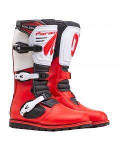 Forma Boulder Trials Boots - Limited Edition Red (Clearance 10% Off)