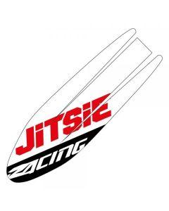 Jitsie Front Mudguard Sticker Gas Gas TXT Racing E4 2018