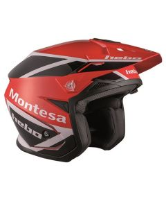 Hebo Zone 5 Helmet - Montesa Classic III - Polycarbonate