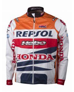 Hebo Wind Pro Montesa Repsol Team Jacket