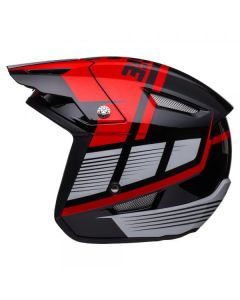 Black / Red / Silver