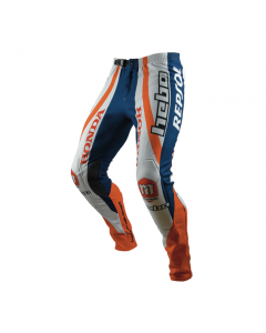 Hebo Montesa Team Repsol Pant - Blue / Orange