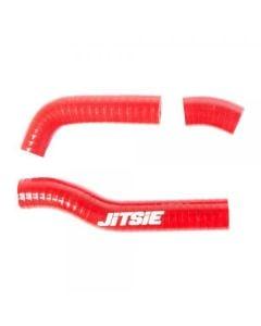 Jitsie - GasGas Coolant Hoses Red - 2014 onwards