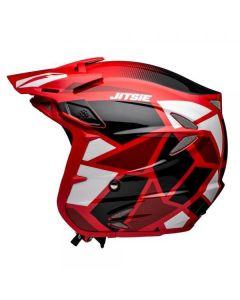 Jitsie - Helmet HT2 Kozmoz - Fibreglass