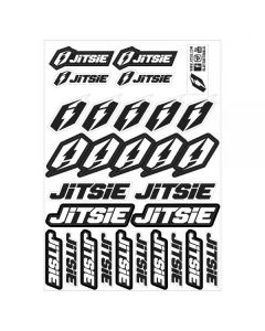 Jitsie Sticker Sheet 14.8x21cm