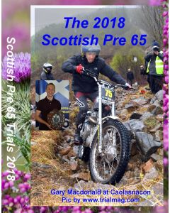 CJB - 2018 Scottish Pre65 Trial DVD