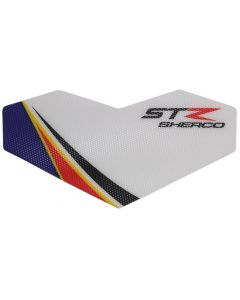 Sherco Front Light Sticker 2011 Cabes