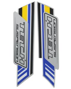 Sherco Tech Fork Stickers - 2012