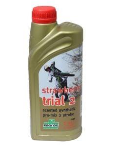 Rock Oil - Strawberry Trial 2 - Pre Mix Oil - 1 Ltr
