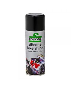 Rock Oil - Silicone Bike Shine Aerosol 400ml (Restricted Shipping)