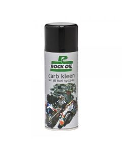 Rock Oil - Carb Kleen Cleaner - Aerosol 400ml (Restricted Shipping)