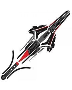 Jitsie Sticker Kit Stealth EM Epure 20-21