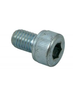 M8 x 12mm - Socket Cap Head Allen Screw - Zinc