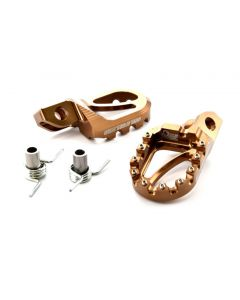 CSP - Bigfoot Footpegs High Traction - 10mm Back