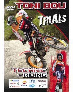 Toni Bou - Trials Training Techniques DVD