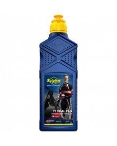 Putoline TT Trial Pro Pre Mix Oil - Strawberry Scent - 1Ltr