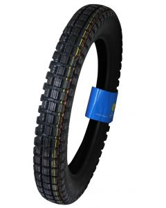 """CST 14"""" x 3.00 Trials Tyre - Oset 20.0R, TY80"""
