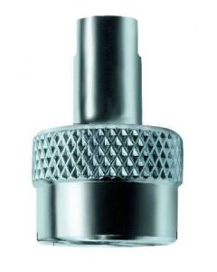 Metal Valve Dust Cap With Valve Key