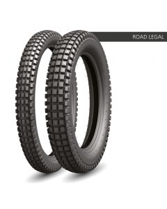 Michelin X11 Trial Comp Front Tyre