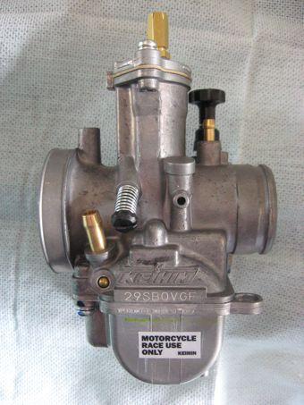 'How to tune keihin carburetor for 2 stroke. keihin carb
